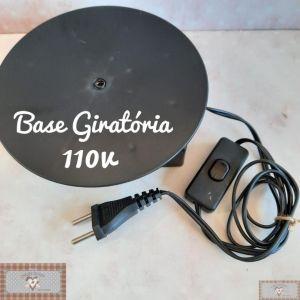 110 V - BASE GIRATÓRIA