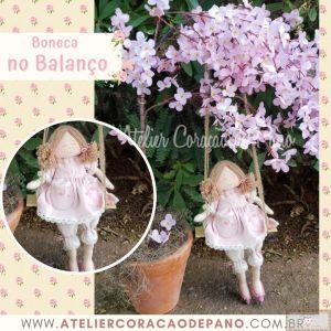 Projeto Digital - Boneca no Balanço