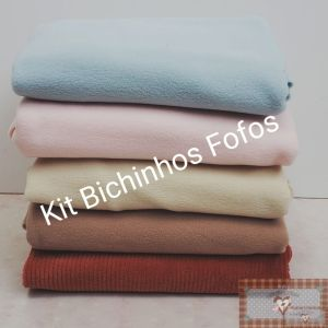 COMBO BICHINHOS FOFOS - 5CORTES (50X80CM)