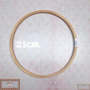 BASTIDOR SIMPLES PARA BORDAR - 25CM