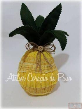 Projeto Digital - Abacaxi de Retalhos