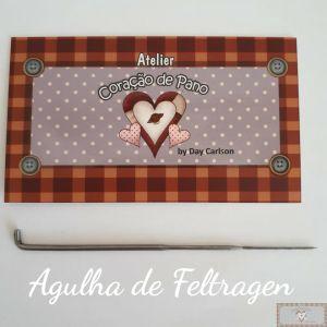 AGULHA DE FELTRAGEM - UN