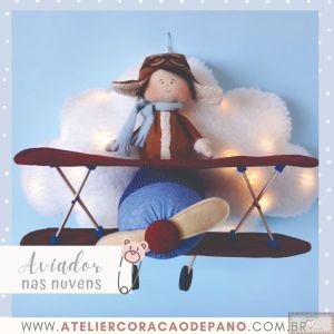 Projeto Digital - Aviador nas Nuvens