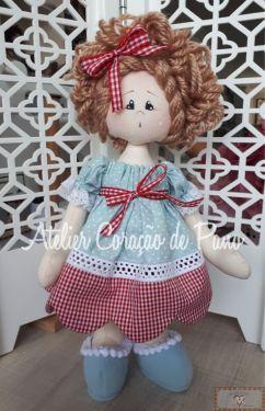 Projeto Via Correio - Boneca apaixonada
