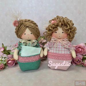 Projeto Digital - Mini Boneca Charlote