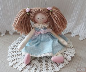 Projeto Digital - Boneca Nandinha