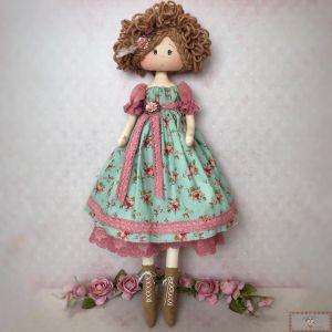 Projeto Digital - Boneca Princesa Charlote