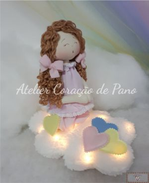 Projeto Via Correio - Boneca Orando