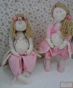 Projeto Digital - Bonecas Gravidinhas