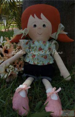 Projeto Digital - Boneca Sofi