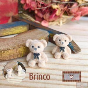 BRINCO URSINHO - (1PAR)