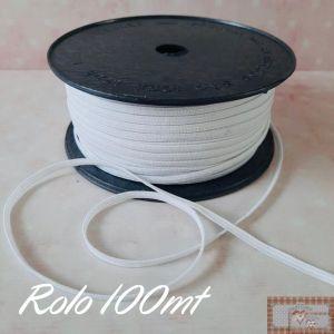 ELÁSTICO 4MM - ROLO (100MT)