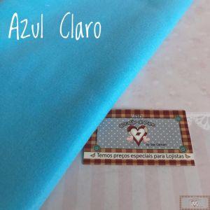 FELTRO SANTA FÉ - AZUL CLARO (COR 30) - 50 X 140 CM