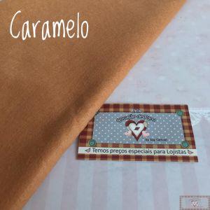 FELTRO SANTA FÉ - CARAMELO (COR 58) - 50 X 140 CM