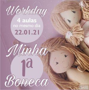 Workday - Minha 1ª Boneca