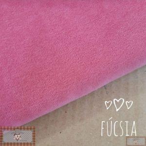 PLUSH LISO - FÚCSIA (50X80CM)
