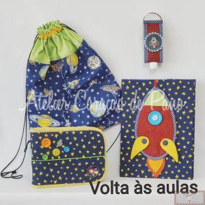 Projeto Digital - Combo Kit Aula Meninos