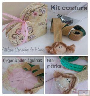Projeto Via Correio - Kit Costura
