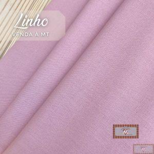 LINHO LISO II - ROSA CLARO (0,50 MT)