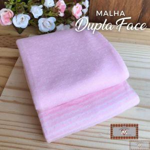 VTR - MALHA DUPLA FACE - ROSA (50X80CM)