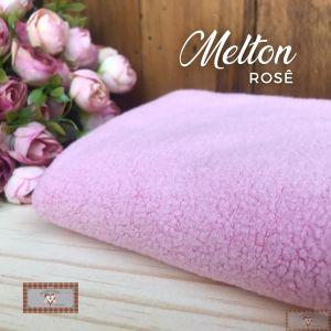 MELTON / UNIFLOCK -  ROSÊ (50 X 80 CM)