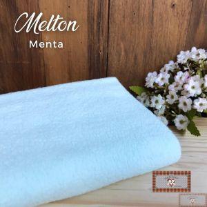 MELTON / UNIFLOCK -  MENTA (50 X 80 CM)