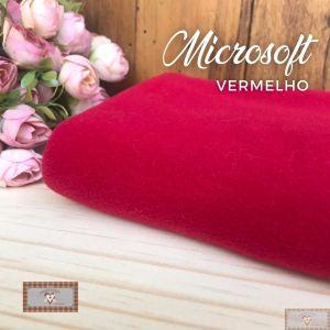 MICROSOFT - VERMELHO (50 X 80 CM)