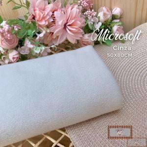MICROSOFT - CINZA (50 X 80 CM)