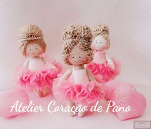 Projeto Via Correio - Mini Bailarinas