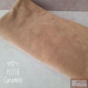 PLUSH LISO - CARAMELO (50X80CM)