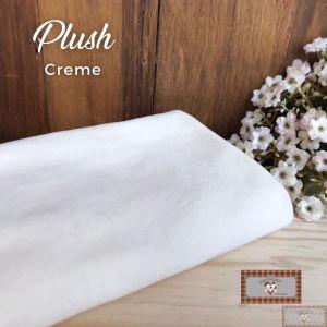PLUSH LISO - CREME (50X80CM)