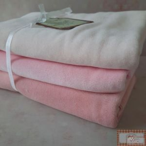 KIT PLUSH TONS DE ROSA - 3CORTES (50X80CM)