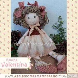 Projeto Digital - Boneca Valentina