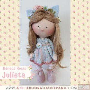Projeto Digital - Boneca Russa Julieta