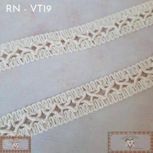 RN - VT19 - RENDA FINA CRU (L: 1,5CM) - 1MT
