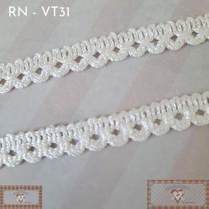 RN - VT31 - RENDA MINI CINTILANTE (L:1CM) - 1MT
