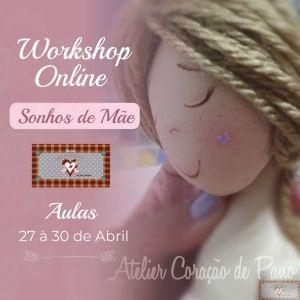 Workshop Online - Sonhos de Mãe