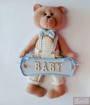 Projeto Digital - Urso Porta de Maternidade