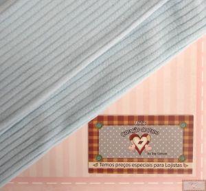 MICROSOFT CANELADO - AZUL (50 X 80 CM)