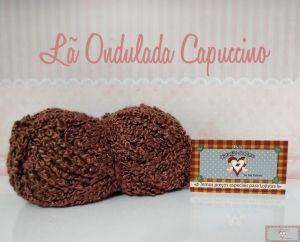 LÃ ESPECIAL ONDULADA I - CAPPUCCINO