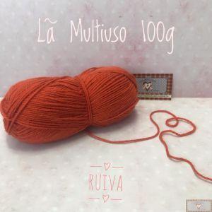 LÃ MULTIUSO 100G VIII - RUIVA