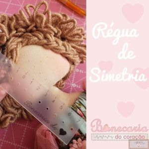 RÉGUA DE SIMETRIA