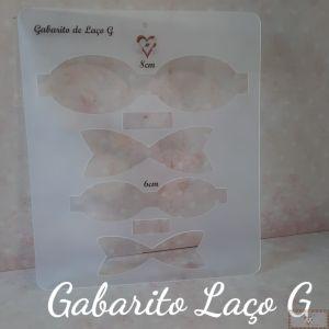 GABARITO LAÇOS - G