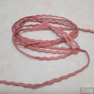 AL13 - SIANINHA FINA ROSE (L:3MM) - 1MT