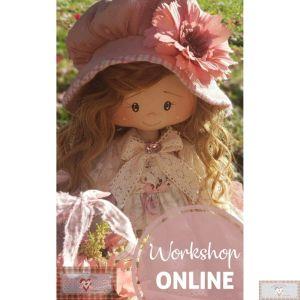 Workshop Online - Lovely Marie's (Grupo Fechado no Facebook)