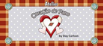 Logo Atelier Coração de Pano